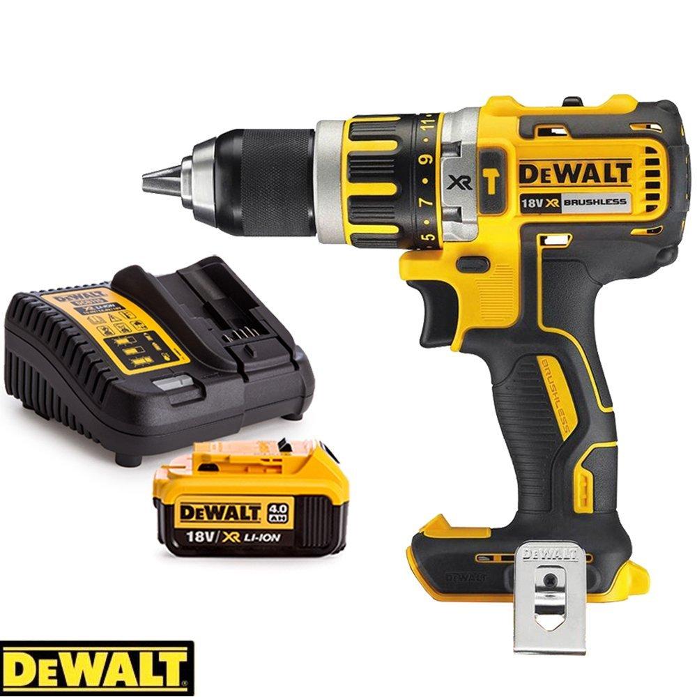 Dewalt DCD795N 18v Li-ion Brushless Combi Drill Body Only